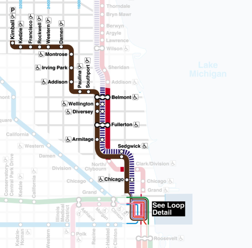 Guide to Riding Chicago's L Train System – Life Chicago on chicago green line map, blue line, yellow line, chicago transit route map, pink line, jackson/state, chicago rail yards map, chicago red-light district map, chicago l line map, chicago rapid transit map, brown line map, chicago the loop map, lake/state, union station, chicago south shore line map, the loop, south shore line, chicago transit authority, chicago commuter rail map, cta lines map, brown line, purple line, chicago transit line map, pink line map, chicago subway station map, chicago l stations map, chicago el map, orange line, green line, metro line map, chicago train map, united states line map, clark/lake,